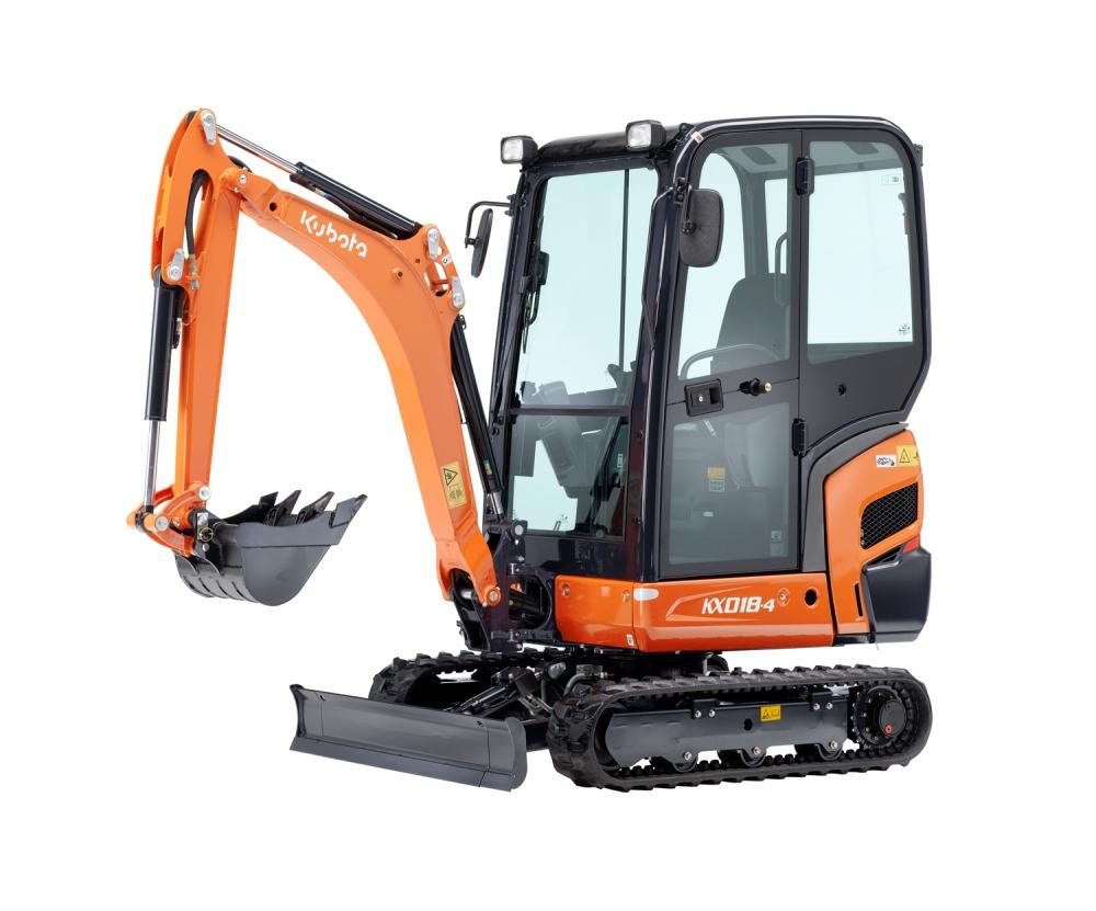 Mini Digger and Excavator hire